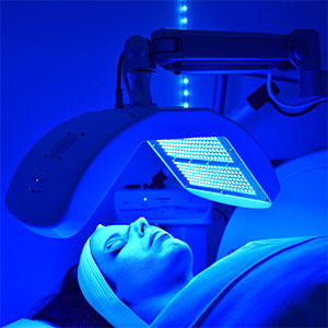 Oxylight Therapy in Los Angeles from Face of Jules Facial Spa